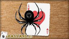 Пасьянс онлайн паук в
