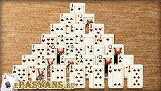 Онлайн игры пасьянс пирамида