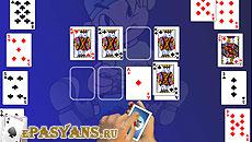 пасьянс юкон 3 колоды играть онлайн бесплатно